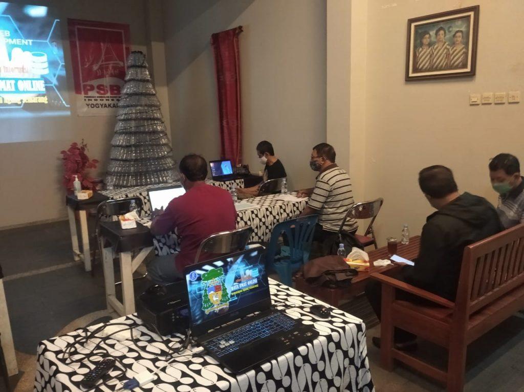 update data umat wil St Yusup Kalbar